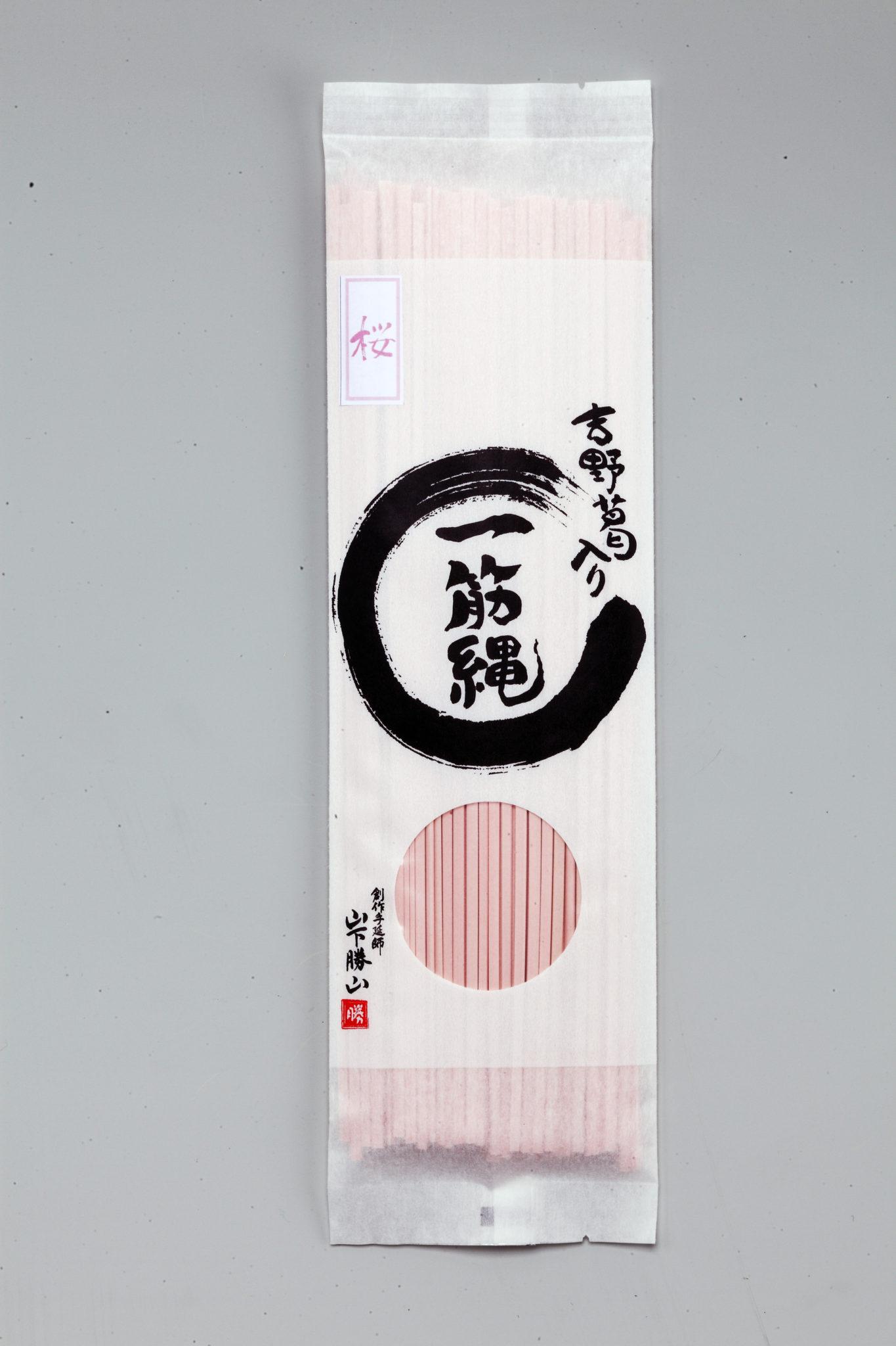蛸出し巻きの桜麺