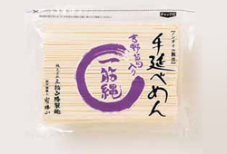 スモークサーモンと枝豆の冷製クリームパスタ