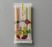 カリカリベーコンと小松菜素麺のスープパスタ